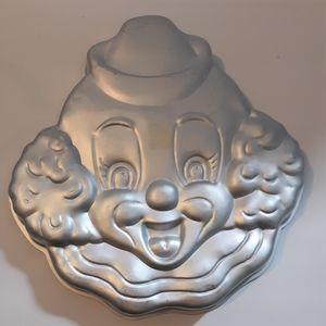 Circus Clown Cake Pan